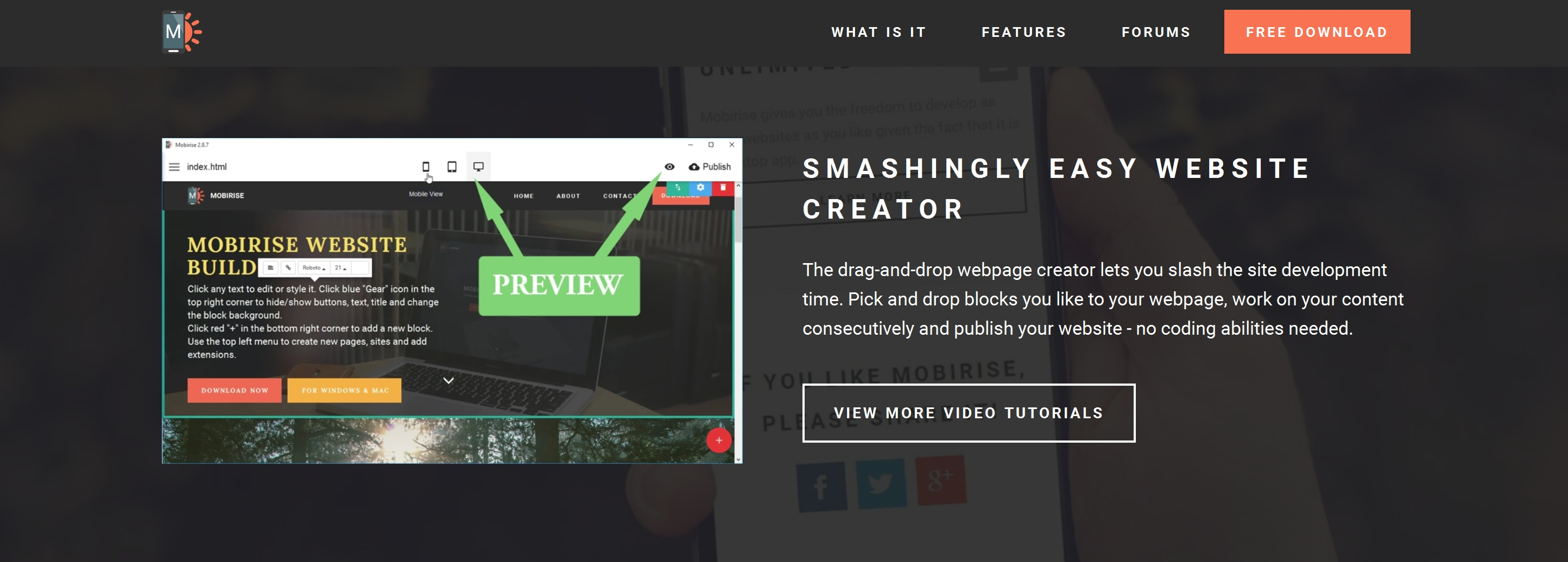 Very Simple Website Creator Review